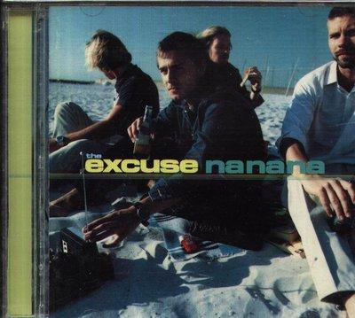 八八 - The Excuse - NANANA  - 日版 CD 1995