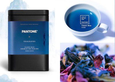 Pantone Color of the Year 2020 LOOSE LEAF TEA | HERBAL