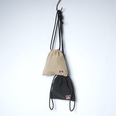【Brand T】免運 BEN DAVIS CORDS MINI SHOULDER BAG 燈心絨 小包 側背包 2色