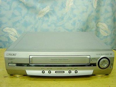 .【小劉二手家電】SONY  VHS 放影機,SLV-CA30型,支援EP,壞機也可修理/回收!