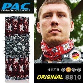 【ARMYGO】P.A.C. Original 系列多用途頭巾 (紅黑花色)