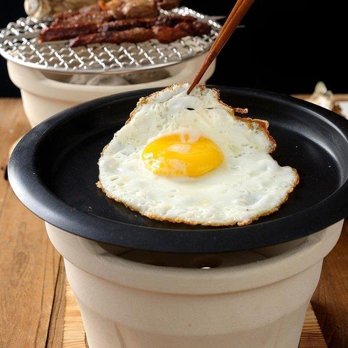 tw/4 -2 老 式迷你泥 爐烤爐家 用木炭爐 子燒烤烤 肉烤魚爐 陶土炭爐 小土碳爐