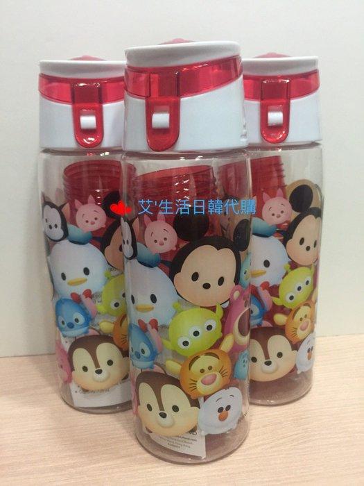代購現品  香港迪士尼園區商品 tsum tsum直飲冷水壺