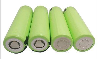 【青菜賀】松下特斯拉18650 3400mAh平頭動力電池(請見說明及實測圖)