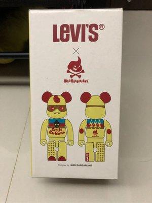 LEVIS 聯名 BARBARIANS 200%搖滾血精靈