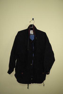 LUXURIOUS 美國購回 黑色 外套 L號【八成新】C008