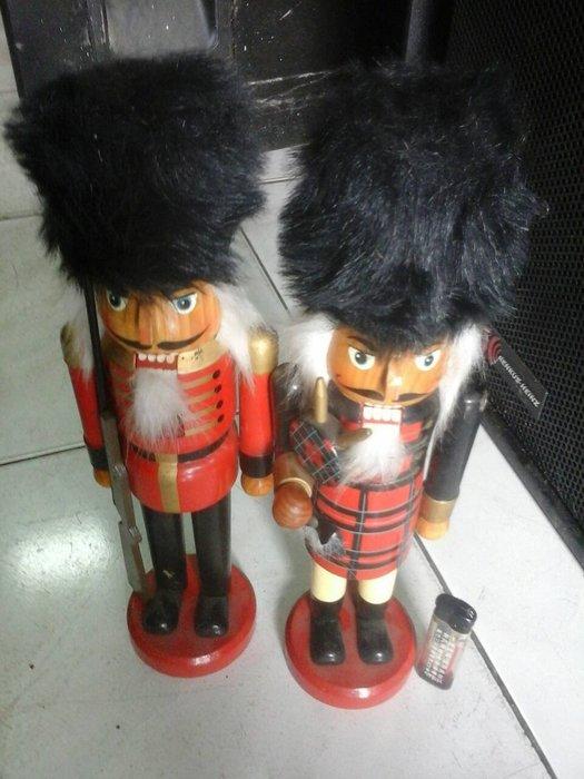 外國步兵木偶