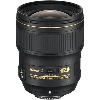 *兆華國際* Nikon AF-S Nikkor 28mm F1.4E ED 國祥公司貨