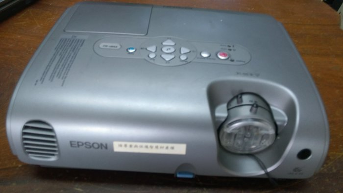 EPSON LCD PROJECTOR MODEL:  EMP82 小型液晶投影機