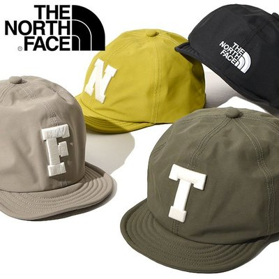 [新色上市] The North Face GTX Baseball Cap 防水短帽簷棒球帽NN42030。太陽選物社