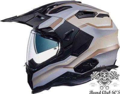 ♛大鬍子俱樂部♛ NEXX® X.WED 2 Patrol 歐洲 原裝 街車 越野 大鳥 多功能車 全罩 安全帽 黃色