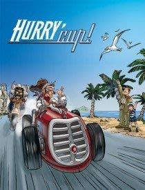 骰子人桌遊-(免運.附中規)颶風盃尬車 Hurry' Cup!(英)賽車