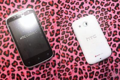 『皇家昌庫』HTC Desire C  二手機/收藏品/展示機出清