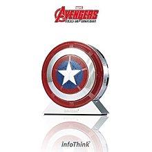 復仇者聯盟 avengers age of ultron captain america 藍芽 speaker 連7800mah 外置充電 尿袋, 郵費到付