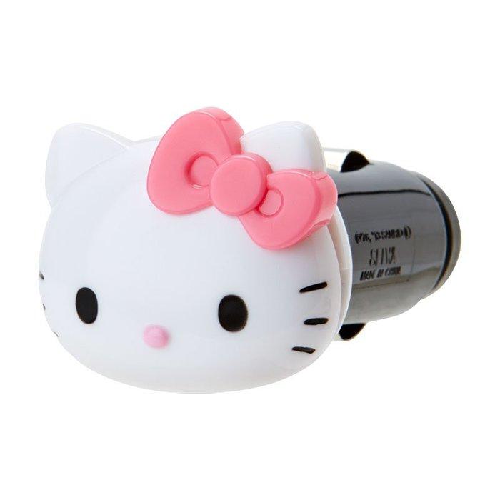 41+ 現貨不必等 Y拍最低價 日本進口 HELLO KITTY  車用 USB 插座 充電座 小日尼三