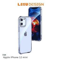 【西屯彩殼】LEEU DESIGN Apple iPhone 12 系列 傲熊冰封 氣囊鋼化玻璃殼
