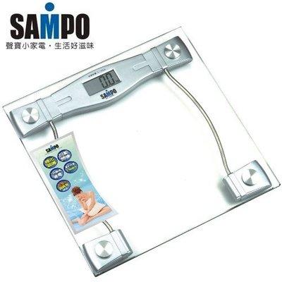 SAMPO聲寶 造型電子體重計 BF-...