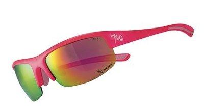 《Fashion-Eyes》720 armour 運動太陽眼鏡 Lark T445-4 櫻花金色鍍膜 自行車 路跑 三鐵