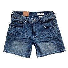 H&M 小女孩牛仔短褲 (14+Y) h1(54487) ~全新正品