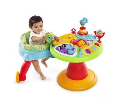 *小踢的家玩具出租*C2323    大組的~kidsII 歡樂動物多功能遊戲站紅色款~請先詢問