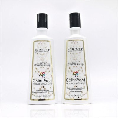 ColorProof BioRepair-8® Anti-Thinning 頭皮養護洗髮/潤髮 250ml