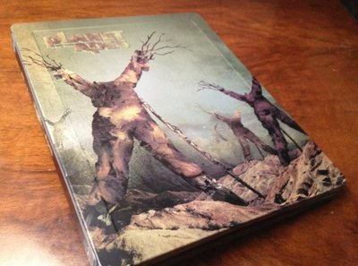 【BD藍光】浩劫餘生:專屬限定凹凸框字鐵盒版Planet of the Apes(英文字幕)