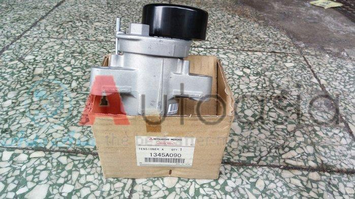 日本 三菱 ASX FORTIS SPORTBACK OUTLANDER 正廠 皮帶盤 調整  綜合皮帶 舵輪 發電機