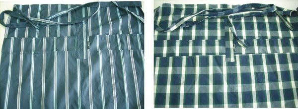 ☆°萊亞生活館 °【生意用半身四口袋圍裙】廚師圍裙。工作圍裙 生意強強滾圍裙