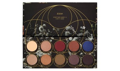 【愛來客】 德國ZOEVA OPULEZNCE Eyeshadow Palette10色眼影盤
