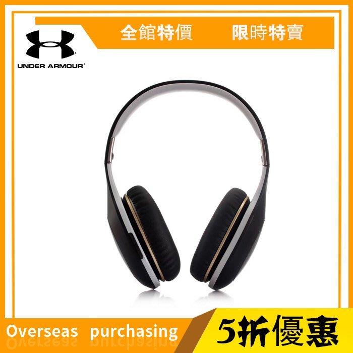 Under Armour UA 運動 健身 必備耳機 兼容iOS和Android設備