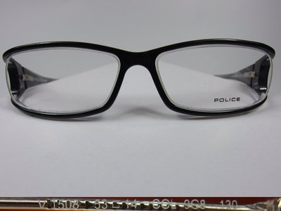 ~信義計劃~  Police 眼鏡 彈簧鏤空膠框 超越 Paul Smith Oliver Peoples BV