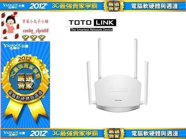 【35年連鎖老店】TOTOLINK N600R 雙倍飆速無線分享器有發票/3年保固/