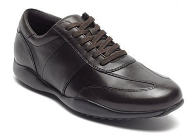 [WALKER休閒運動] ROCKPORT  氣墊健走休閒鞋  城市玩家系列  M12989  咖