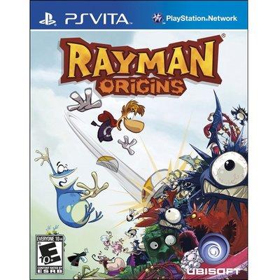 (現貨全新) PSV 雷射超人:起源 英文美版 PS VITA Rayman:Origins