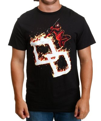 DAREDEVIL FIRE BRAND T-SHIRT