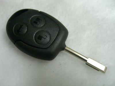 新竹晶片鑰匙-鴻升-福特Escape Mestrostar Focus遙控晶片鑰匙 (完工價)