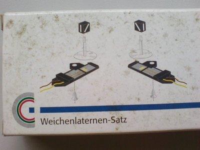 HO 74470 MARKLIN~Turnout Lantern Kit