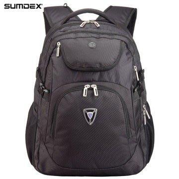 【SUMDEX】PON-374X'sac 豪華商旅筆電雙肩背包