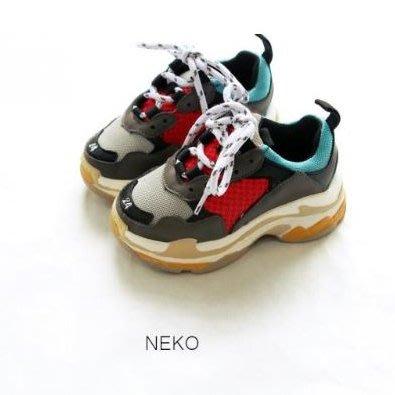 『※妳好,可愛※』妳好可愛韓國童鞋 NEKO~正韓 韓國兒童老爺鞋 韓國老爺鞋  韓國童鞋 老爺鞋 男童鞋 女童鞋