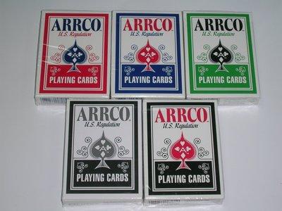 【USPCC撲克牌】ARRCO US regulation 撲克牌