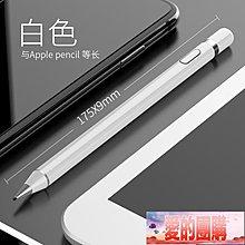 主動式電容筆超細頭pencil觸控筆觸屏IPAD平板pro手機通用蘋果安卓【愛的團購】