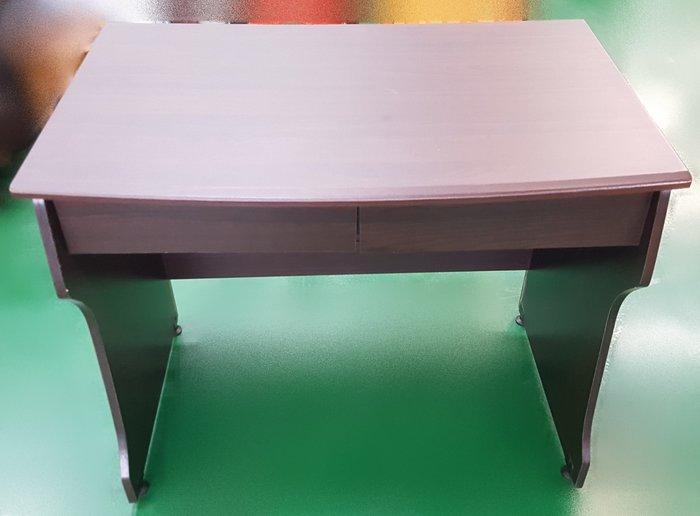 【宏品二手家具館】 中古傢俱賣場 E31205胡桃2書桌*中古桌椅 電腦椅 餐桌椅 戶外休閒桌椅 洽談椅 辦公椅 泡茶椅