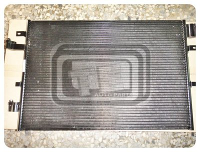 【TE汽配通】FORD 福特 METROSTAR 03年 2.5 冷氣 散熱片 冷排 R134