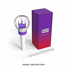 (G)I-DLE Official Light Stick 手燈 螢光棒 訂