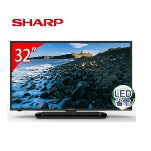 SHARP 夏普 32吋 LED 液晶電視 LC-32LE275T 自取$9400