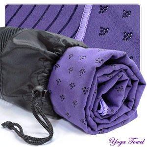 瑜珈鋪巾【推薦+】哪裡買/100%超細纖維(雙面防滑)瑜珈鋪巾D018-01瑜珈運動毯子地墊.止滑墊