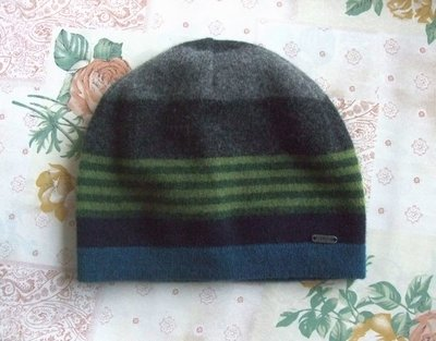 飄舞衣世界《凱特王妃愛用的英國品牌TED BAKER》100%小羊毛柔軟保暖帽 CA25459 RN95229