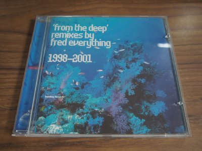 ◎MWM◎【二手CD】From The Deep- Remixed By Fred Everything