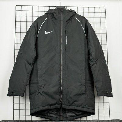 TL天朗運動用品Nike F.C. SIDELINE耐克男子連帽棉衣運動休閒保暖外套CJ5884-010