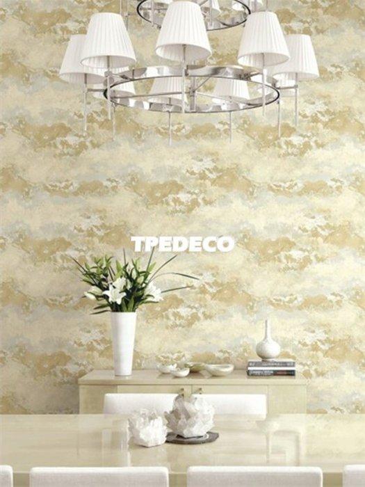 【大台北裝潢】美國Seabrook進口壁紙MC* Sicily Marble 工業風舊牆(4色)